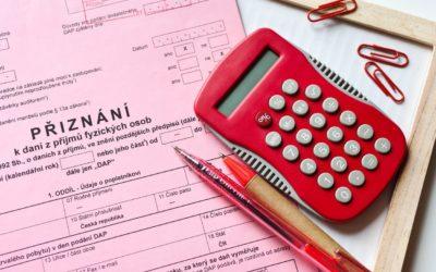 Liberační daňový balíček – důležité informace